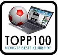 eb9105f5 Norges beste fotballside (Dagbladet) Viking best på nett (TIPS 2007) Her er Norges  beste nettside (VikingFK) Artikler om topp 100 2007